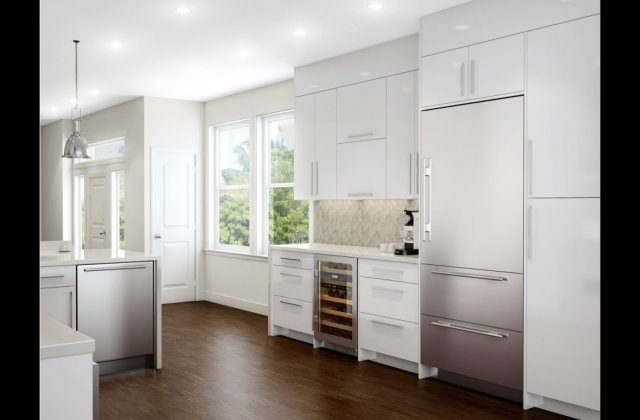 Bishop Cabinets - Contemporary