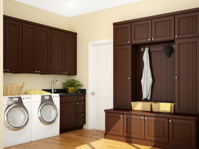 Bishop Cabinets - Traditional